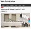 Συνέντευξη Π. Αραπίνη & Θ. Μουτσόπουλου στο Istanbul Art News