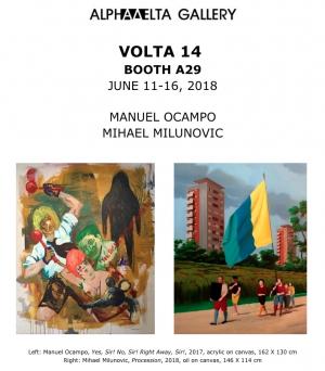 VOLTA 14 BASEL